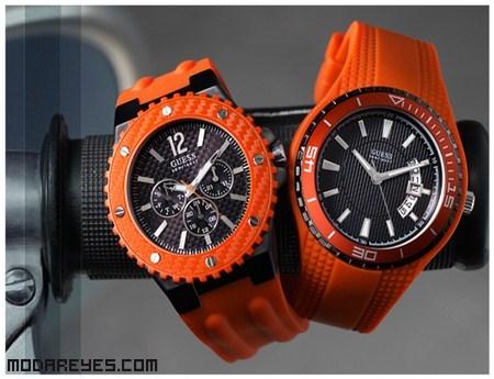 Relojes Guess, nueva colección 2012