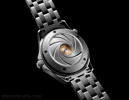 James Bond y su reloj Omega