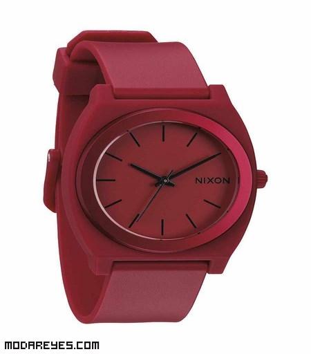 relojes de silicona