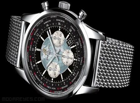 relojes de acero