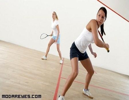 ¿Jugamos al Squash?