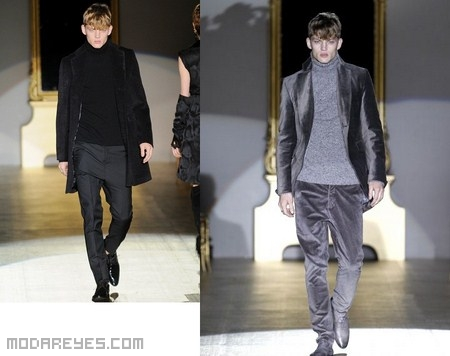 Hombres elegantes 2012-2013