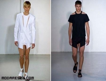 Moda Mugler para el verano 2013