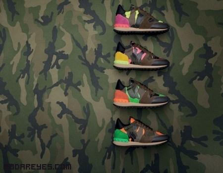 Zapatillas casuales de moda