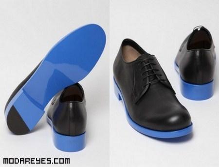 Zapatos Memphis, color en tus suelas
