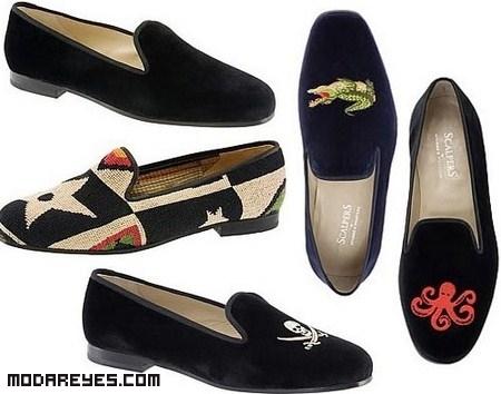 Zapatos Scalpers, lujo y sofisticación