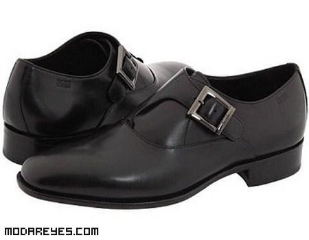 Zapatos con hebilla para el invierno 2013