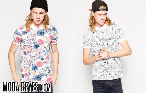 Camisas y camisetas Asos