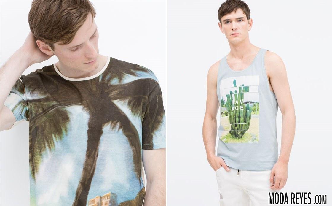 camisetas playeras con estampados