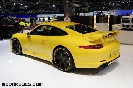 coches deportivos de colores