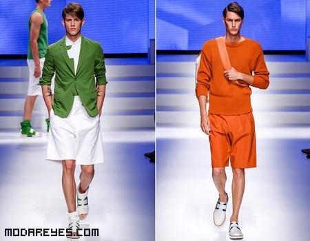 bermudas de moda para hombre