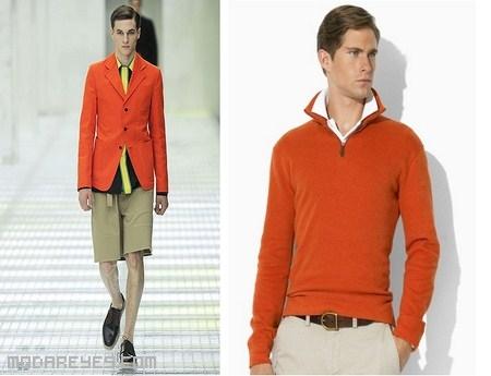 Colores de moda para el próximo otoño