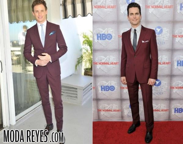 El color Marsala en la moda masculina
