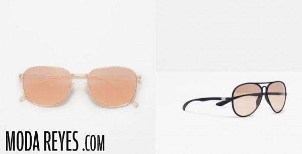 Gafas de moda de Zara