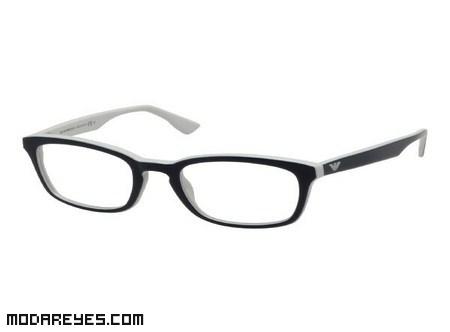 Gafas Giorgio Armani respetando los estilos