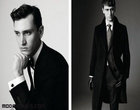 Dunhill y su concepto de hombre elegante