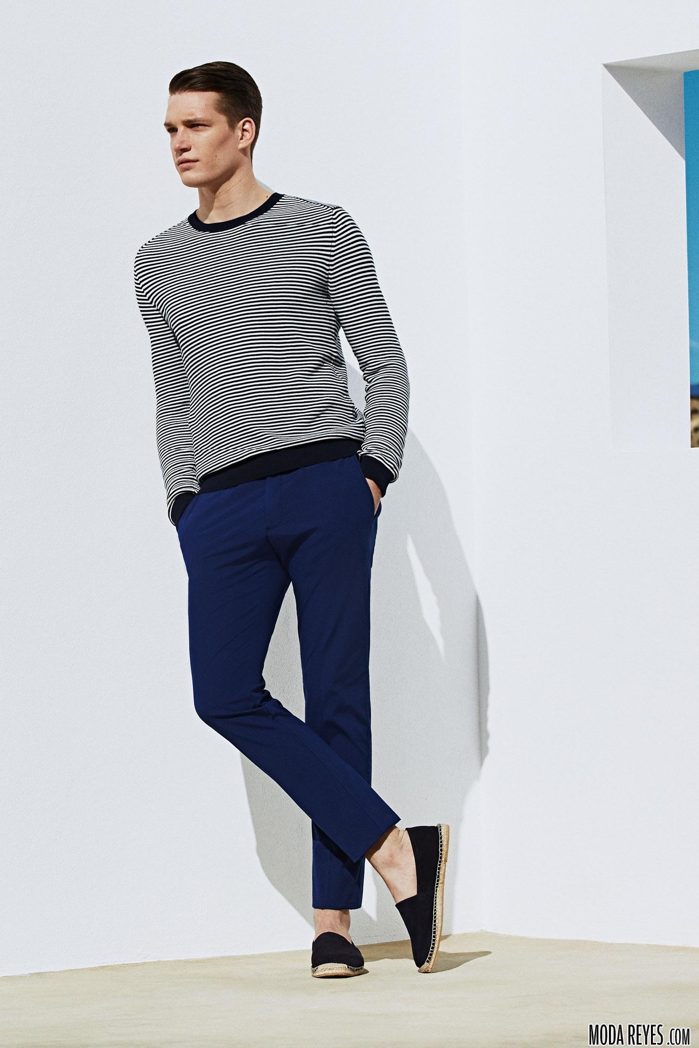 pantalon y camiseta de mango