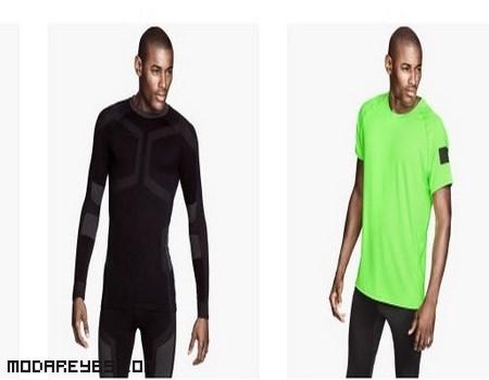 camisetas para hacer deporte