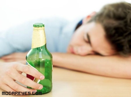 Bebidas más usadas