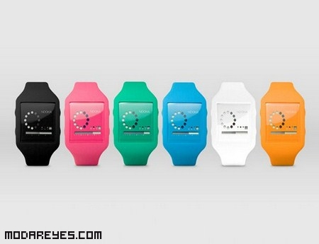 Relojes de moda Nooka