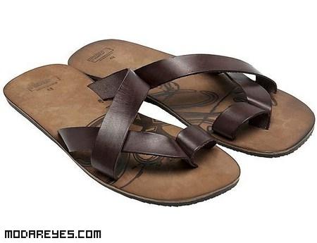 sandalias cómodas de hombre