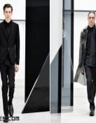 Balenciaga apuesta por el color negro