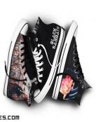 ¡Las zapatillas más heavies!