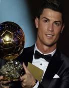 Cristiano Ronaldo, balón de oro