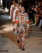 Givenchy anuncia una primavera extravagante