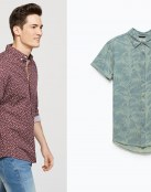 Camisas modernas por menos de 7 euros