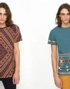 Nuevas camisetas de Bershka
