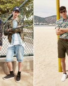 Nueva colección Pull and Bear de moda juvenil