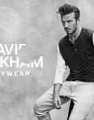 David Beckham y sus propuestas deportivas para H&M