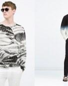 Colección de sudaderas de Zara