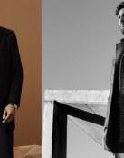 Trajes contemporáneos de Massimo Dutti