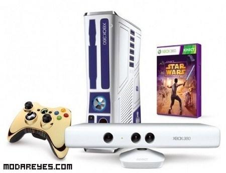 Edición limitada de Xbox 360 Star Wars