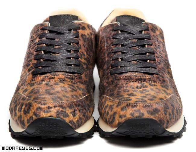 zapatillas estampadas de moda