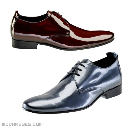 Zapatos grises formales para hombre LccWheSP