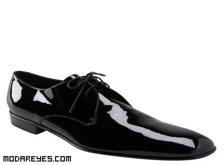 Zapatos hombre charol - Charol zapateria ...